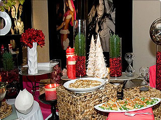 catering and interior styling