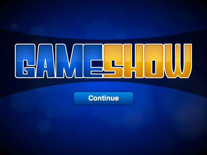 eventmakers  game shows for any occasion, Powerpoint